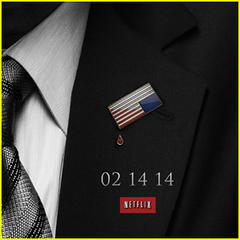 kevin spacey: 'house of cards' season 2 teaser trailer!